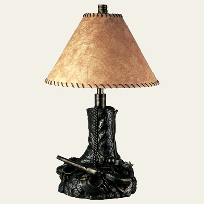 Tombstone Table Lamp by Harris Marcus H10496P1